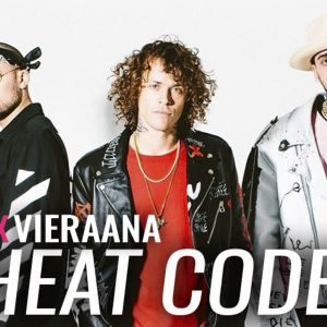 Cheat Codes vieraili YleX Illassa.