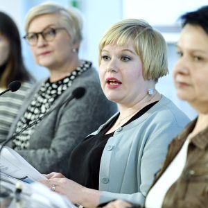 Maakunta- ja sote-uudistusta koskeva tiedotustilaisuus 8. maaliskuuta.