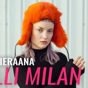 Nelli Milan vieraili Uuden musiikin X:ssä.