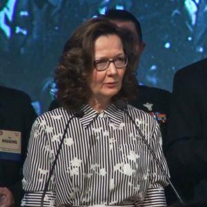 Gina Haspel CIA .