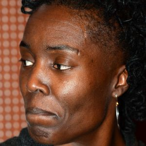 Kenya Robinson Korisliigan infossa vuonna 2013.