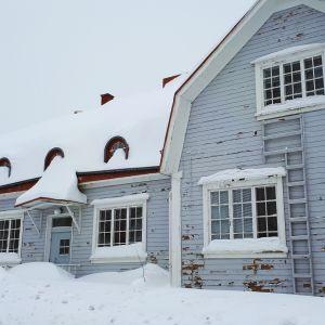 Leipomo ja lihakauppa, rakennettiin vuonna 1913.