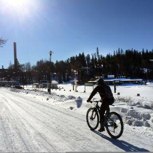 Ravintola Lokki Vesijärven rannassa Lahdessa.