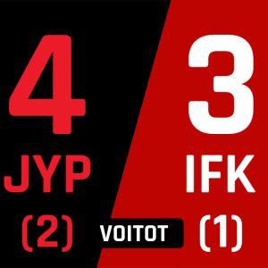 JYP - HIFK