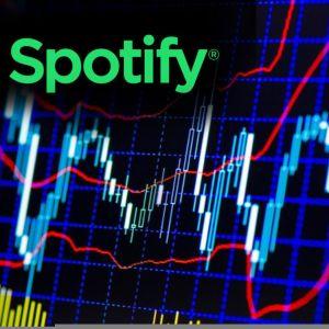 Spotify listautuu pörssiin.