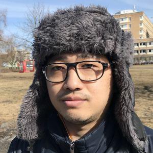 Hua Dong kuvassa.