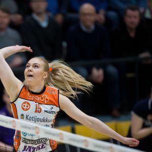 Daniela Öhman, HPK