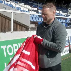TPS:n myyntijohtaja Timo Tuominen