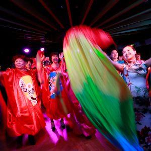 PFLAG:in juhlaristeily