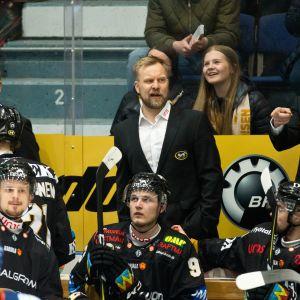 Valmentaja Mikko Manner, Kärpät