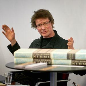 eduskunta lukupiiri Juha Hurme