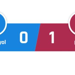 Espanyol - Eibar 0-1