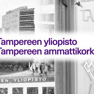 Tampereen uuden yliopiston logo