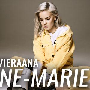 YleX Illan Jani Kareinen haastatteli Anne-Marieta.