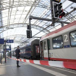 Salzburgin rautatieasema