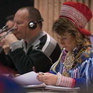 Sámedikki čoahkkin juovlamánus 2017