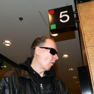Michael Maria Penttilä Helsingin hovioikeudessa.