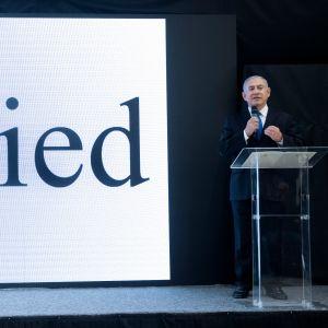 Israelin pääministeri Benjamin Netanjahu