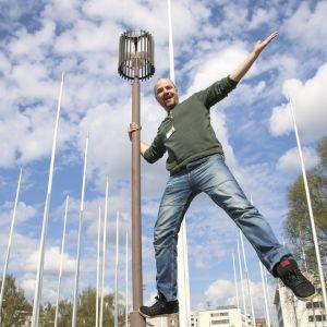 Kulttuurituottaja Matti Selin pitää taidetta ja kulttuuripalveluja jokaisen perusoikeutena.