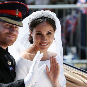 Prinssi Harry ja herttuatar Meghan