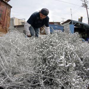 Kaavaillut tullit vaikuttaisivat alumiinin kierrätysbisnekseen myös Yhdysvalloissa.