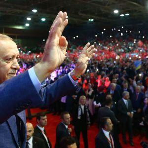 Erdogan Sarajevossa
