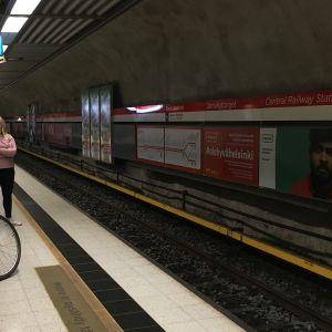 Rautatientorin metroasema