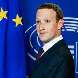 Facebookin perustaja ja toimitusjohtaja Mark Zuckerberg.