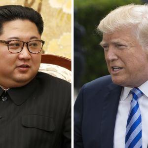 Pohjois-Korean ja Yhdysvaltojen johtajien piti tavata 12. kesäkuuta.