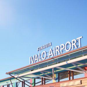 Ivalon lentoasema on vuoden lentoasema 2017.