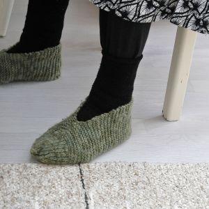 seniorin jalat