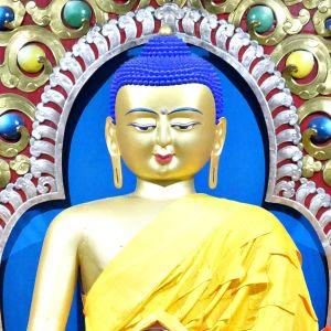 Buddhan kuva.