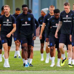 Englannin maajoukkue