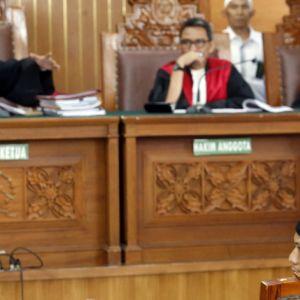 Tuomarit määräsivät syytetylle kuolemantuomion Jakartassa Indonesiassa.