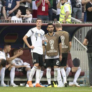 Saksa pettynyt Meksiko-ottelussa