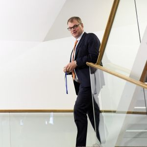Pääministeri Juha Sipilä