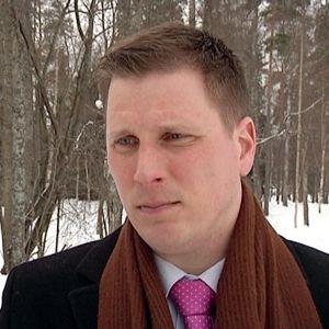 toimitusjohtaja Aki Keskinen Imatran seudun kehitysyhtiöstä