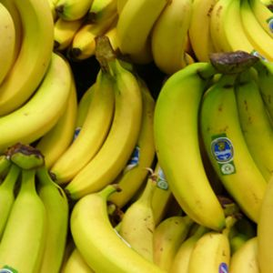 Banaaniterttuja.