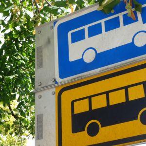 Linja-autopysäkki