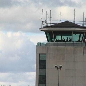 Jyväskylän lentokentän lennonjohtotorni