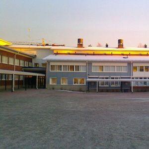 Korkalovaaran koulu