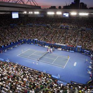 Rod Laver Arena on Australian avointen keskuskenttä.