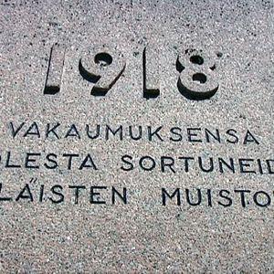 Punaisten muistomerkki Kalevankankaan hautausmaalla