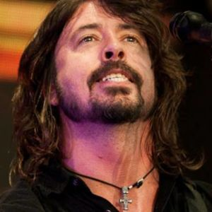 Foo Fighters-yhtyeen Dave Grohl