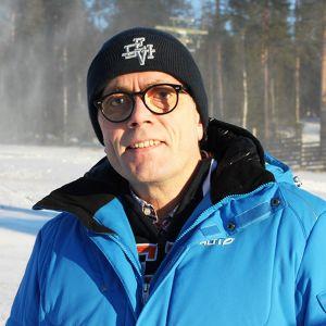 Oy Levi Ski Resort Ltd:n toimitusjohtaja Jouni Palosaari
