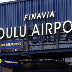 Oulun lentoasemaa on remontoitu, jotta se pysyisi kilpailukykyisenä.