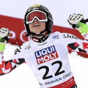 Anna Fenninger, alppihiihto