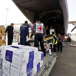 Kansainvälinen Punainen risti on saanut lennätettyä perille toisen apulastin Jemeniin.