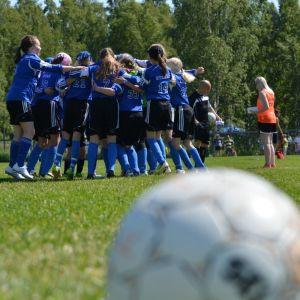 Wasa Football Cupissa on tänä vuonna mukana ennätysmäärä tyttöjen joukkueita.