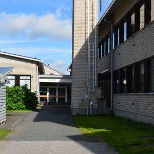 Peräpohjolan opisto, vastaanottokeskus